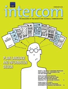 Image of February 2015 cover of Intercom