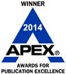 APEX 2014 Award for Publication Excellence logo
