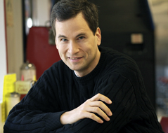 Cropped photo of David Pogue