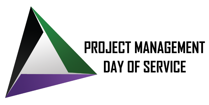 Cropped Project Management Day of Service graphic