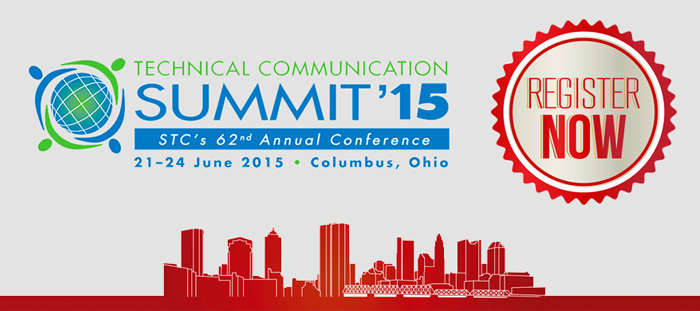 Banner for Summit 2015 registration