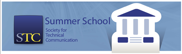 Graphic for STC summer school logo