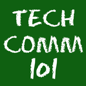 Graphic for tech comm 101 course