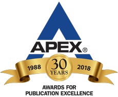 Graphic for the APEX® Awards 2018 logo