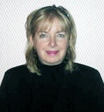 Portrait of Prof. Connie Balcher, M.A. in TESOL (Teachers of English to Speakers of Other Languages)