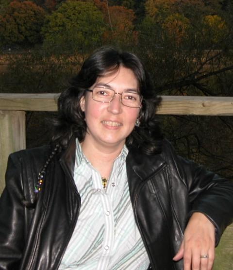 Photo of Lili Fox Velez, Ph.D.