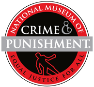 National Museum of Crime and Punishment logo
