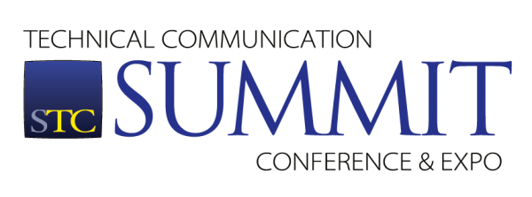 Logo for the STC Summit Conference & Expo