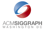 Logo for ACM SIGGRAPH Washington DC