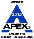 APEX 2015 award logo