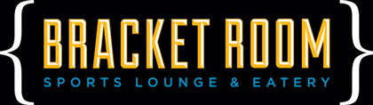 Graphic of the Bracket Room logo