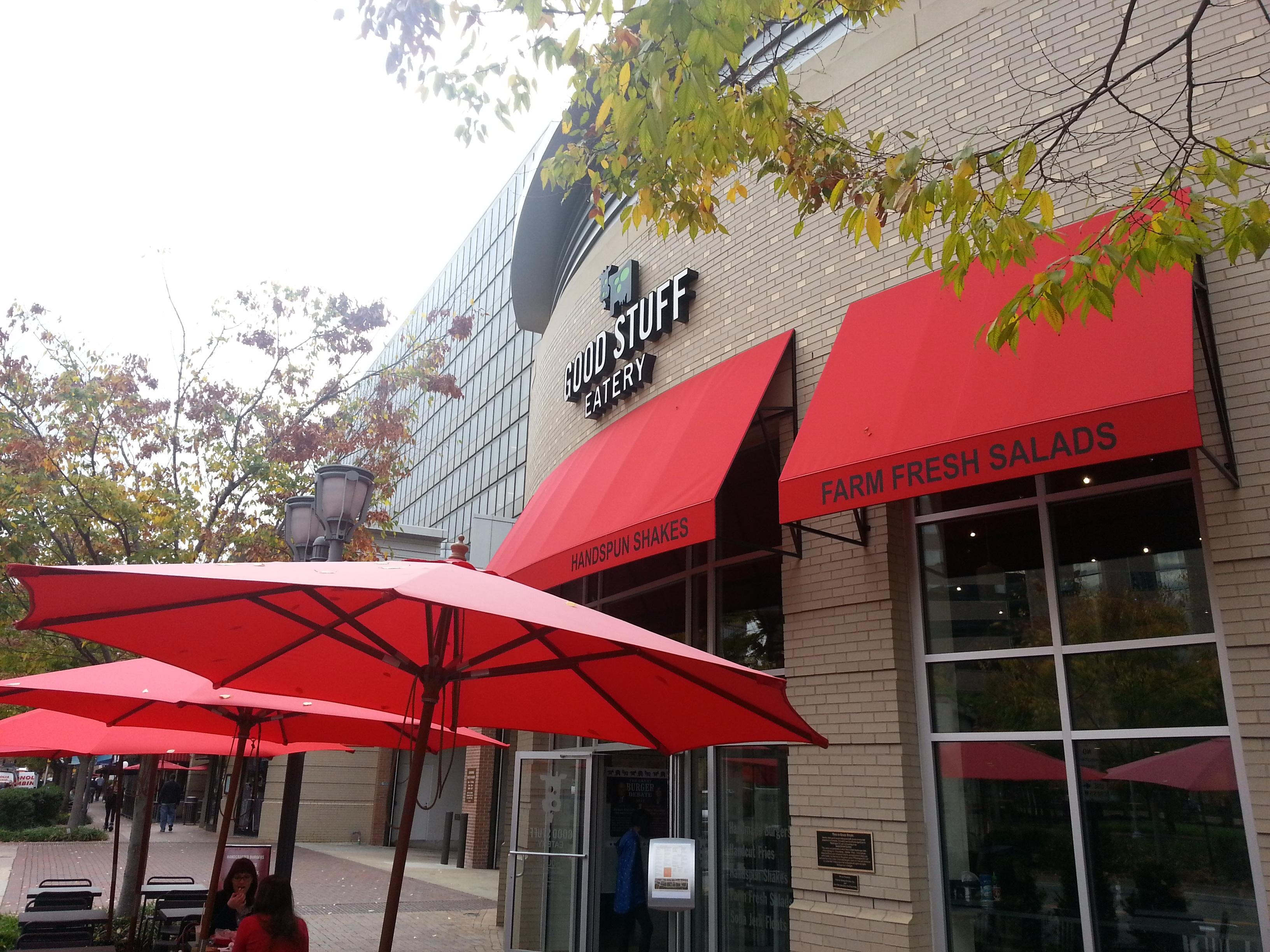 Good Stuff Eatery front door
