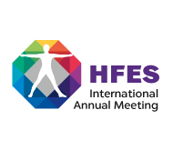 Logo for Human Factors and Ergonomics Society annual meeting