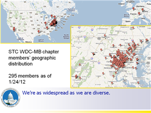 STC WDCB map